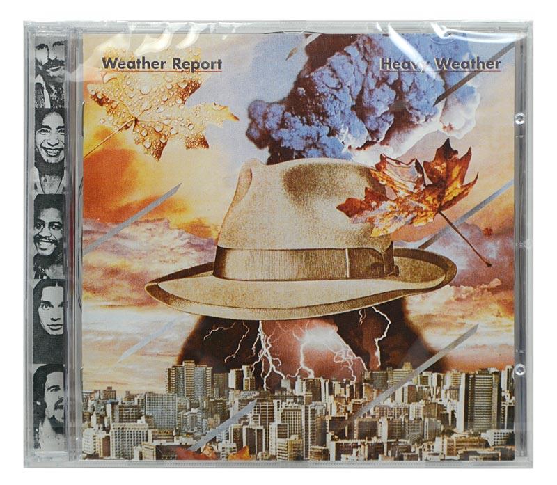 CD Weather Report - Heavy Weather - Importado - Lacrado