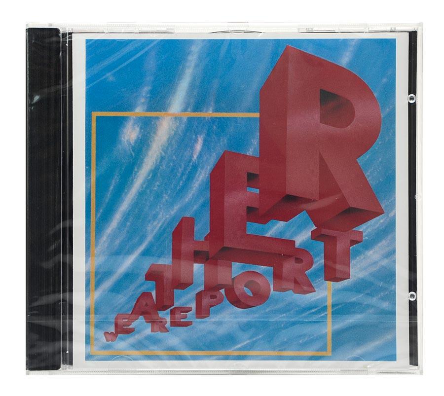 CD Weather Report - Weather Report - Importado - Lacrado