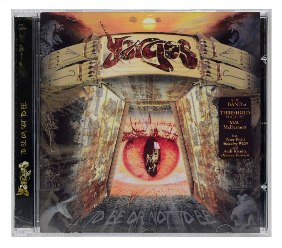 CD Yargos - To Be Or Not to Be - Lacrado