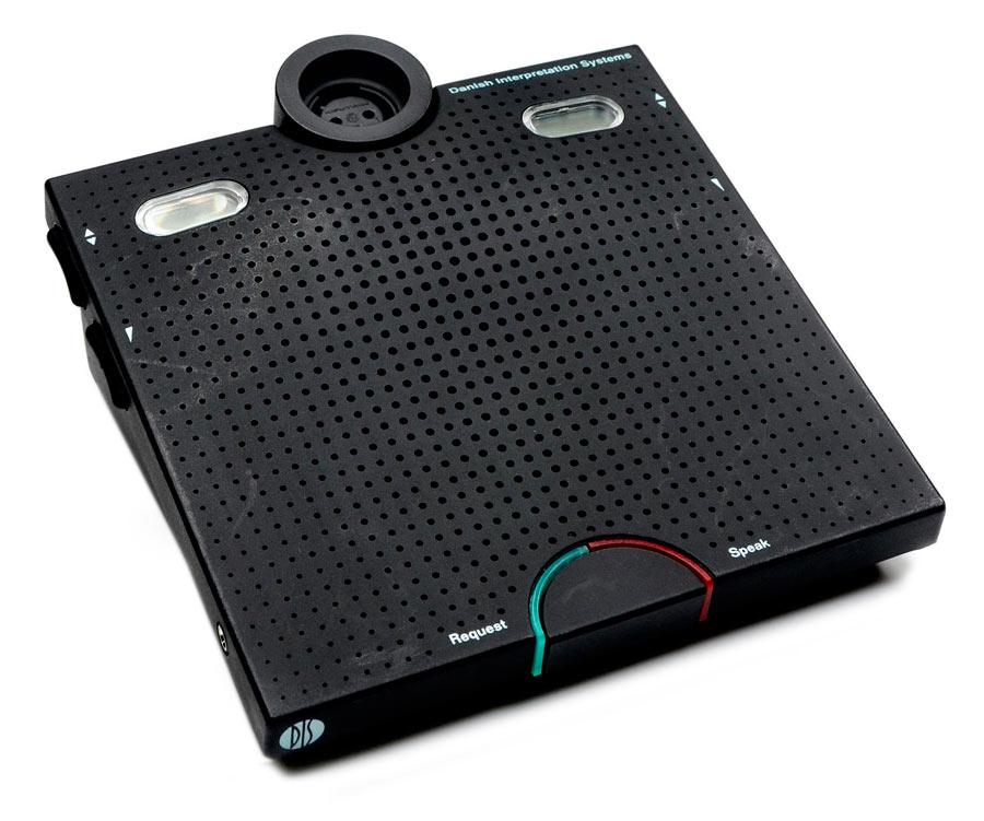 DM 6090P Microfone DIS para Conferências Canal Seletivo e XLR - Outbox