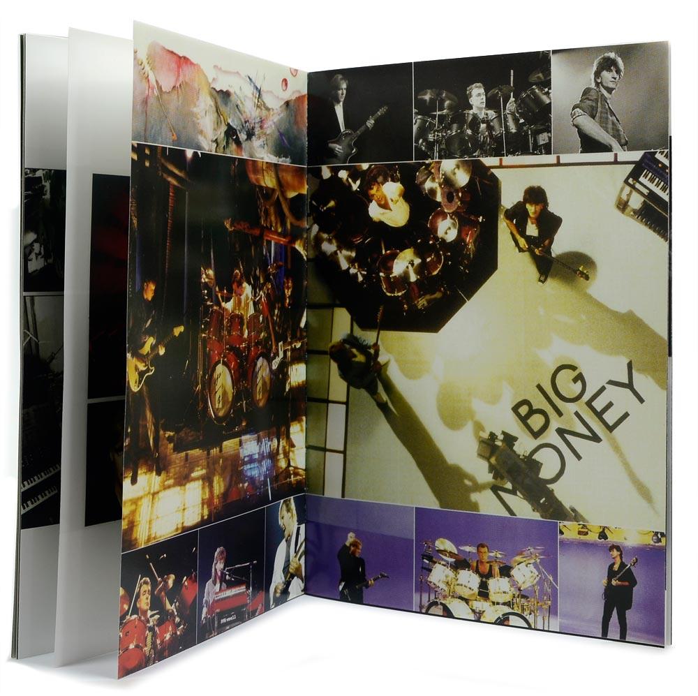 DVD Rush - R30: 30th Anniversary World Tour - Duplo / Digipack - Lacrado