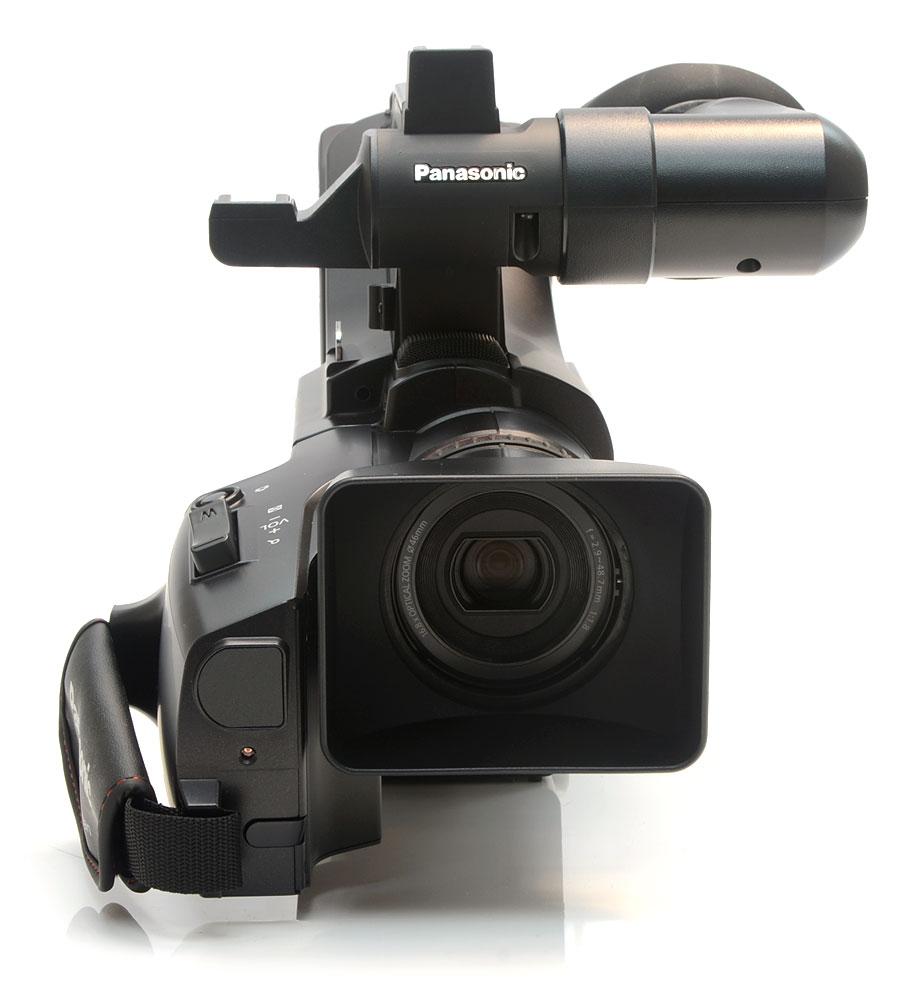Filmadora Profissional Panasonic AG-AC7 Full HD Nova - Na Caixa - NF