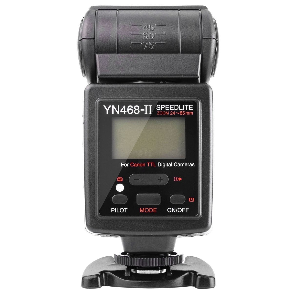 Flash Youngnuo Speedlite YN468-II c/ TTL p/ Canon