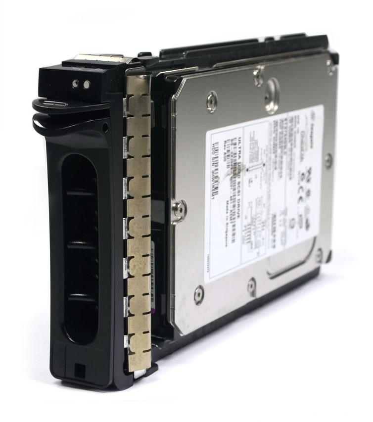 HD SCSI Ultra U320 Seagate ST373453LC Cheetah 73GB 15K PN 9U8006-081