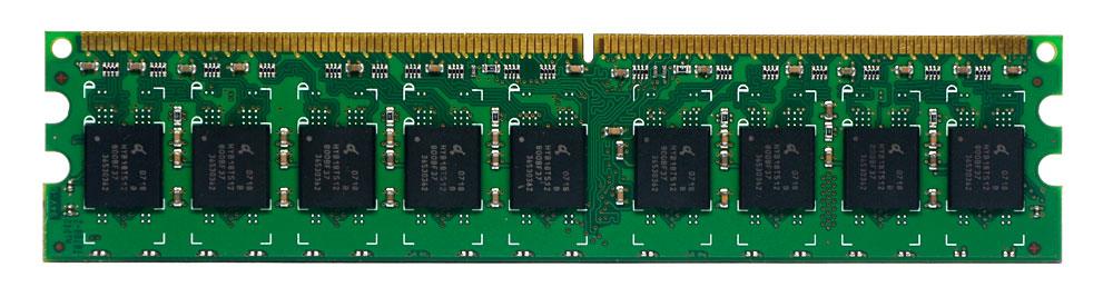 Kit C/ 2 Memórias 1GB HYS72T128020HU-3.7-B PC2-4200E DDR2 533 2RX8 ECC