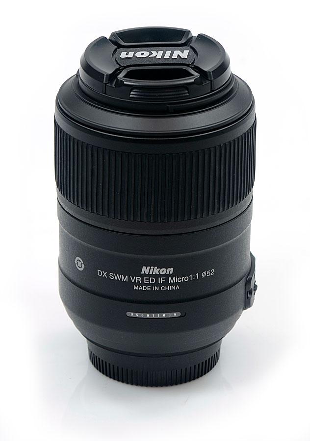 Lente Nikon AF-S DX Micro NIKKOR 85mm f/3.5G ED VR