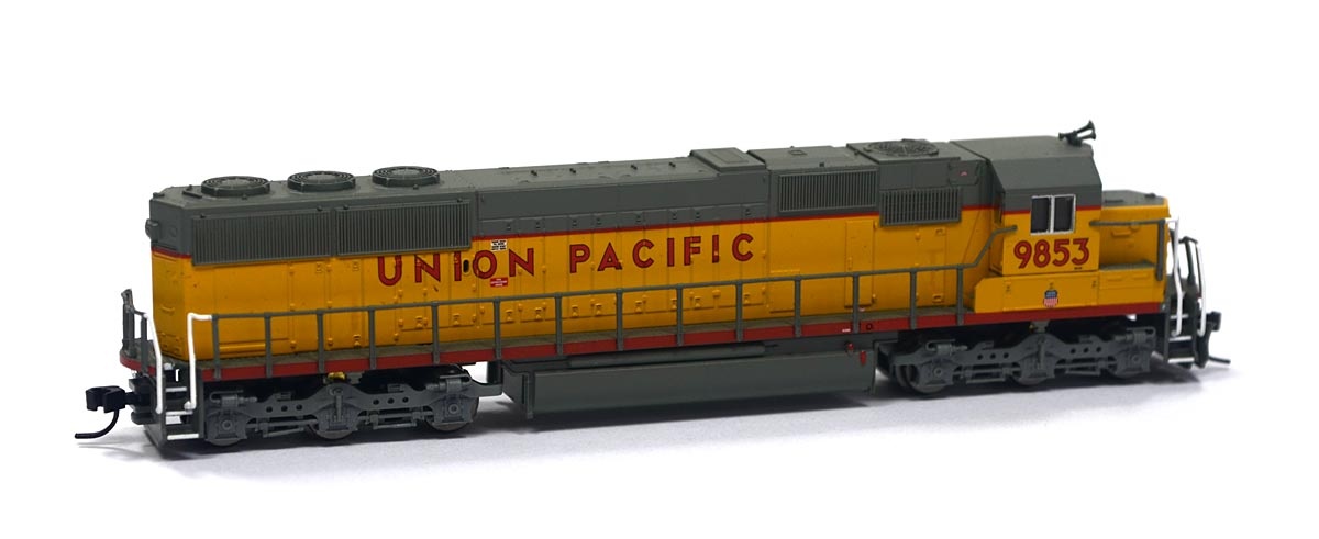 Locomotiva SD-50 Union Pacific 9853 N Scale - Atlas Model Railroad - #49399
