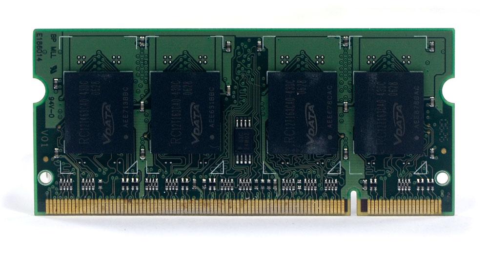 Memória Notebook Markvision 512MB 667MHz DDR2
