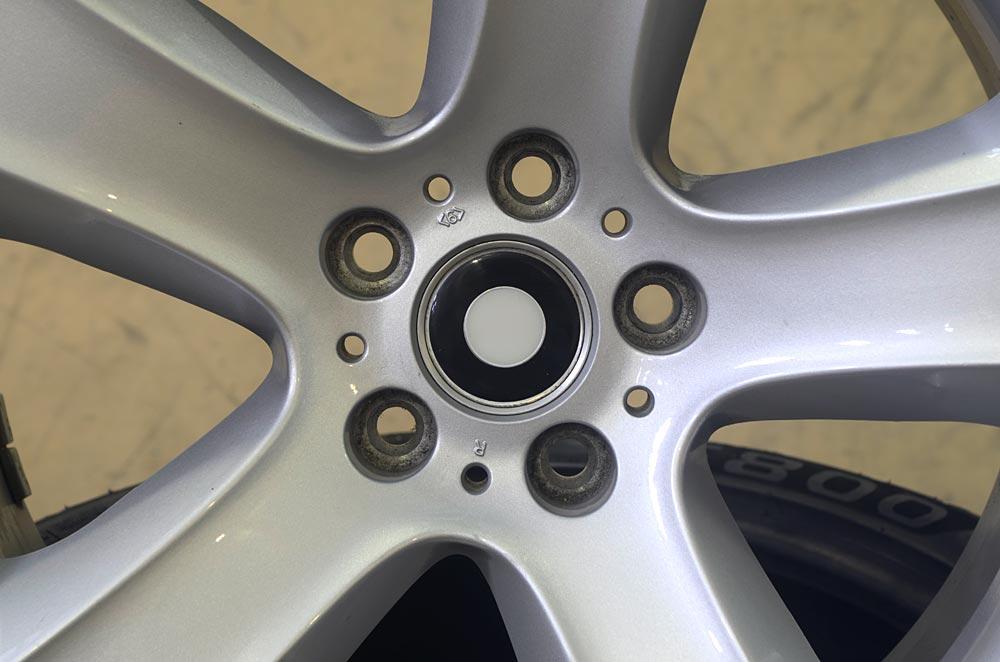 Par de Roda Liga Leve Aro 19 Tala 9 BMW X5 - E 9jx19 EH2-is48