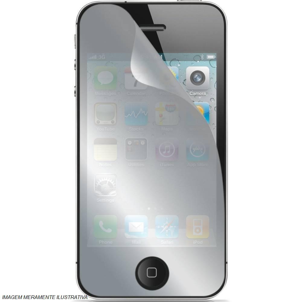 Lote c/ 19 Películas Protetoras Espelhada ScreenGuard para iPhone 4G