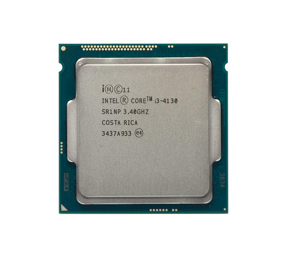 Processador Intel Core i3 4130 3.40 GHz 3M Cache LGA 1150