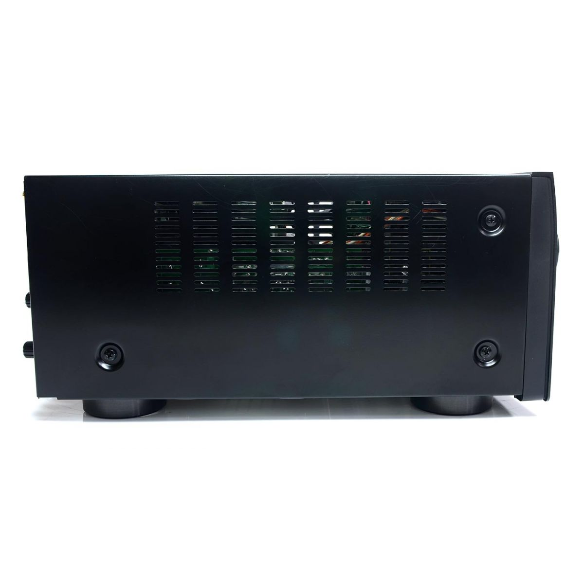 Receiver Denon AVR-X4100W 7.2 Canais 4K Ultra HD Bluetooth WiFi HDMI v2.0 USB Phono In
