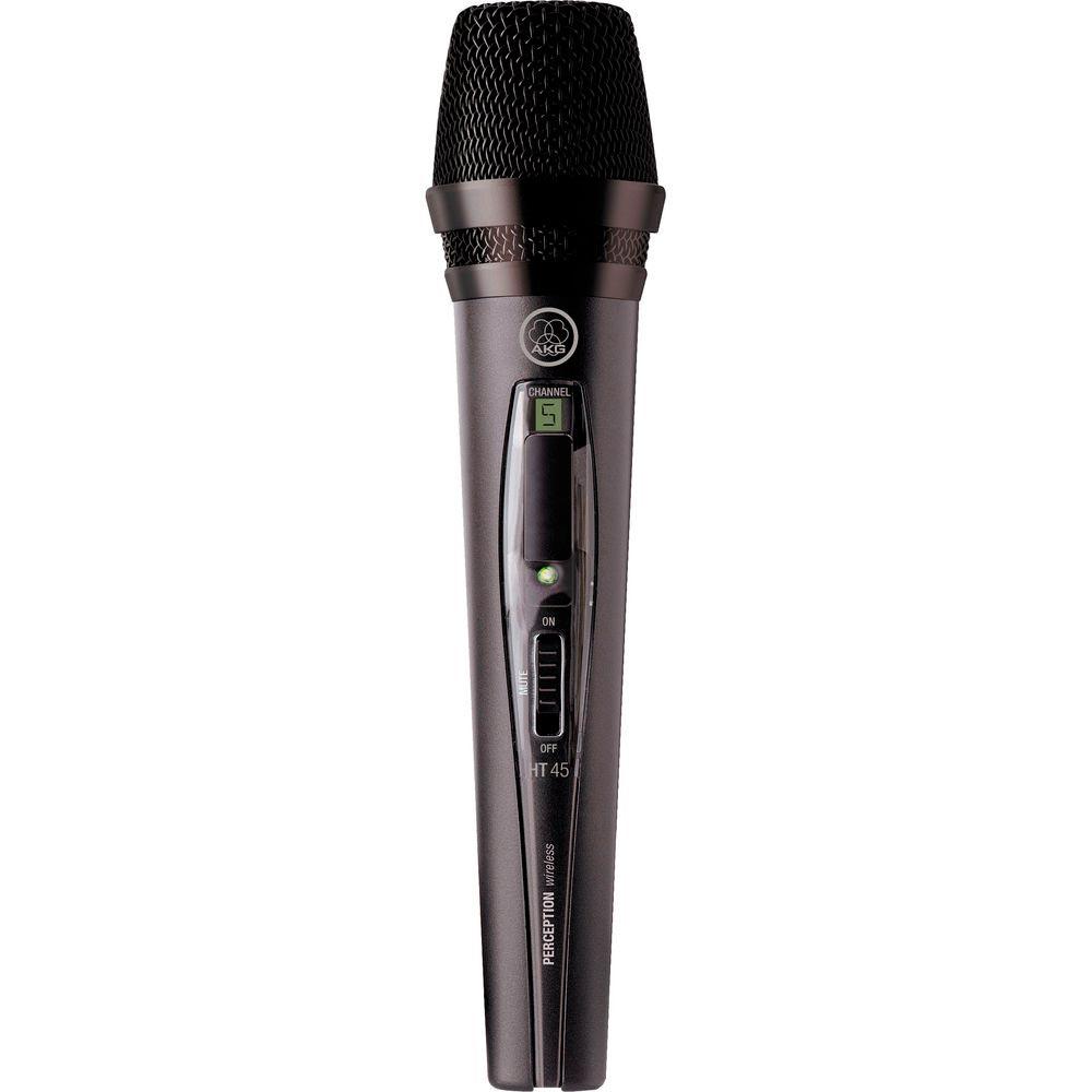 Sistema de Microfone S/ Fio AKG PW45 - Perception Wireless 45