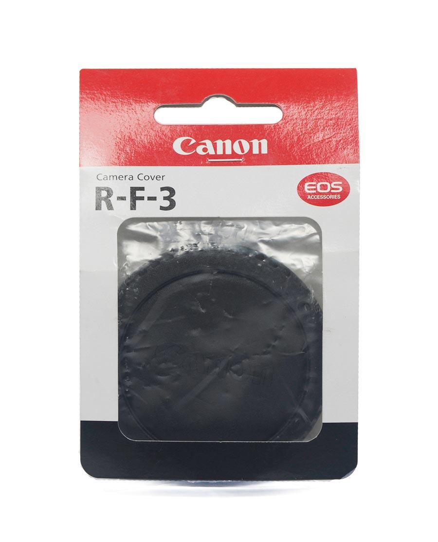 Tampa de Lente Canon Câmera Cover R-F-3 CZ2-2779