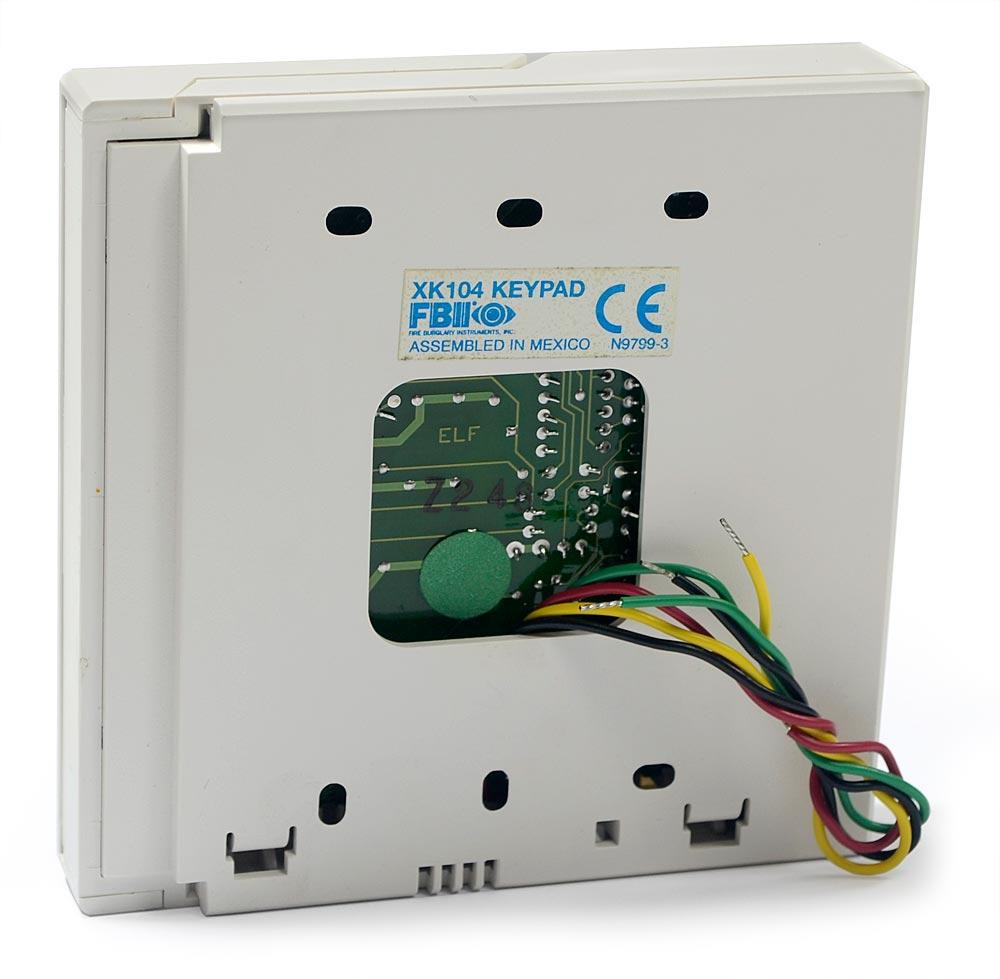 Teclado FBII XK-104 Para Sistema de Alarme
