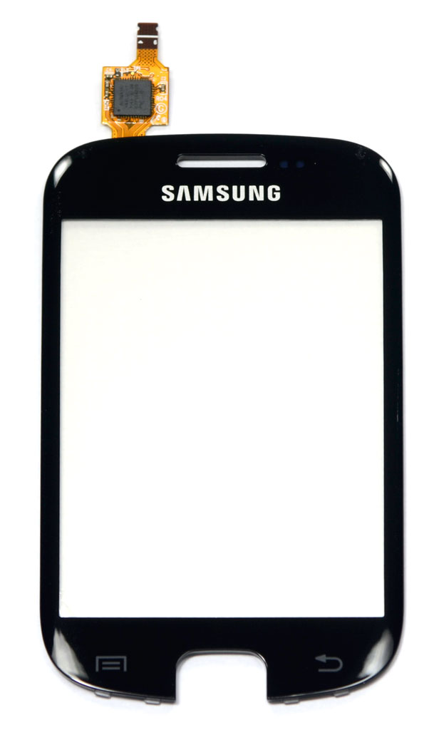 Tela P/ Samsung Galaxy Touch Screen Fit S5670 Original