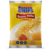 BATATA PALHA POTATO CHIPS 500g 1 Pcte (COD. 679)