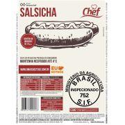 SALSICHA CHEF 3 Kg Pcte c/ 48 Unid. (COD. 688)