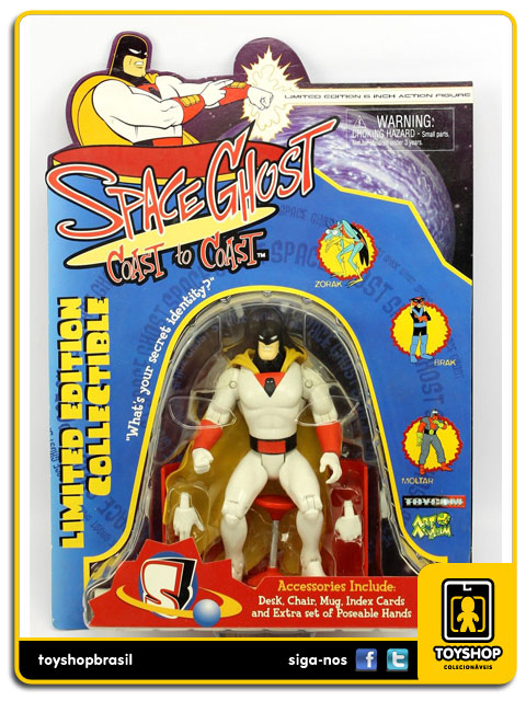 Art Asylum: Space Ghost Coast to Coast  - Toycom