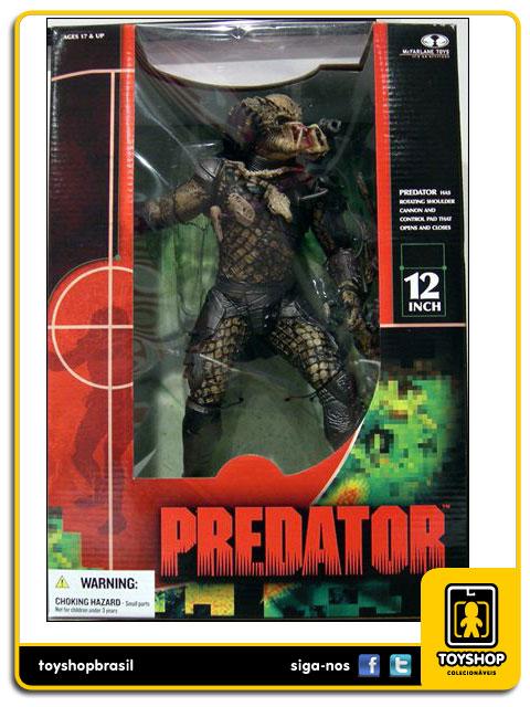 Predator Series 1 : Predator  30cm - Mcfarlane