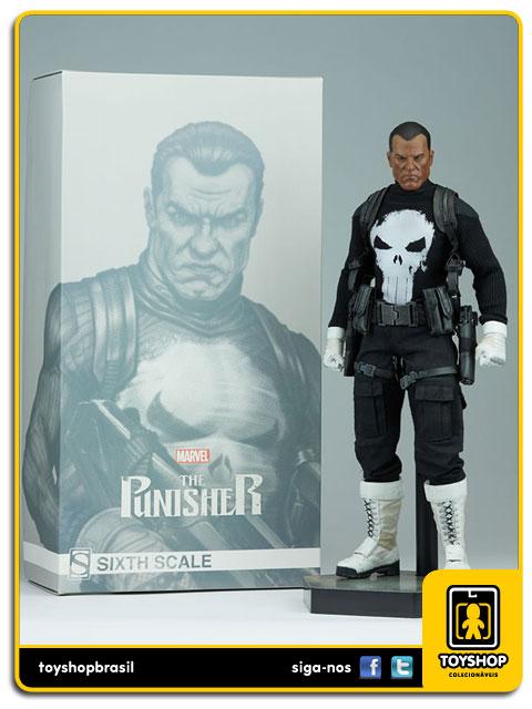 Marvel: The Punisher  Sixth Scale 1/6 - Sideshow