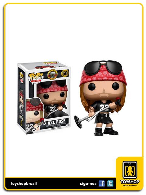 Guns N Roses: Axl Rose Pop - Funko