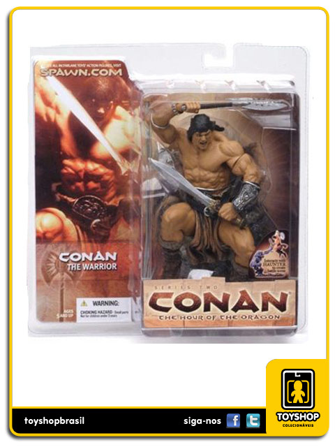 Conan Serie 2: Conan the Warrior - Mcfarlane