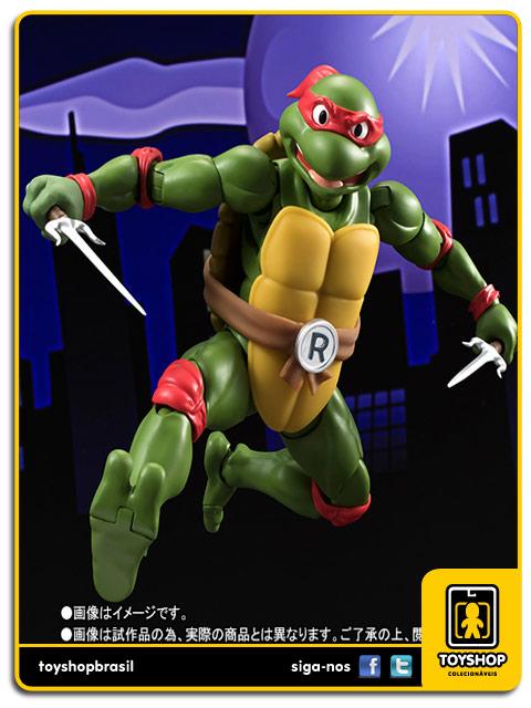 Teenage Mutant Ninja Turtles S.H. Figuarts: Raphael - Bandai