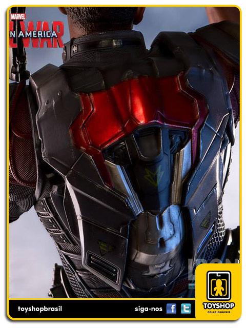 Captain America: Civil War: Falcon Legacy 1/4 - Iron Studios