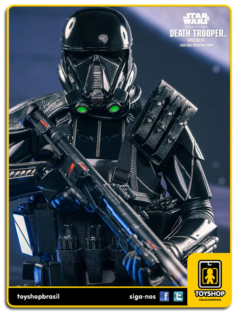 Star Wars Rogue One : Deathtrooper 1/6 - Hot Toys