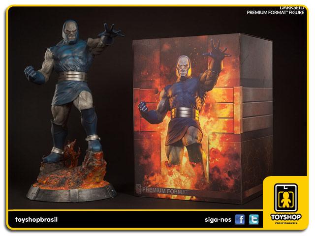 DC Comics: Darkseid Premium Format - Sideshow Collectibles