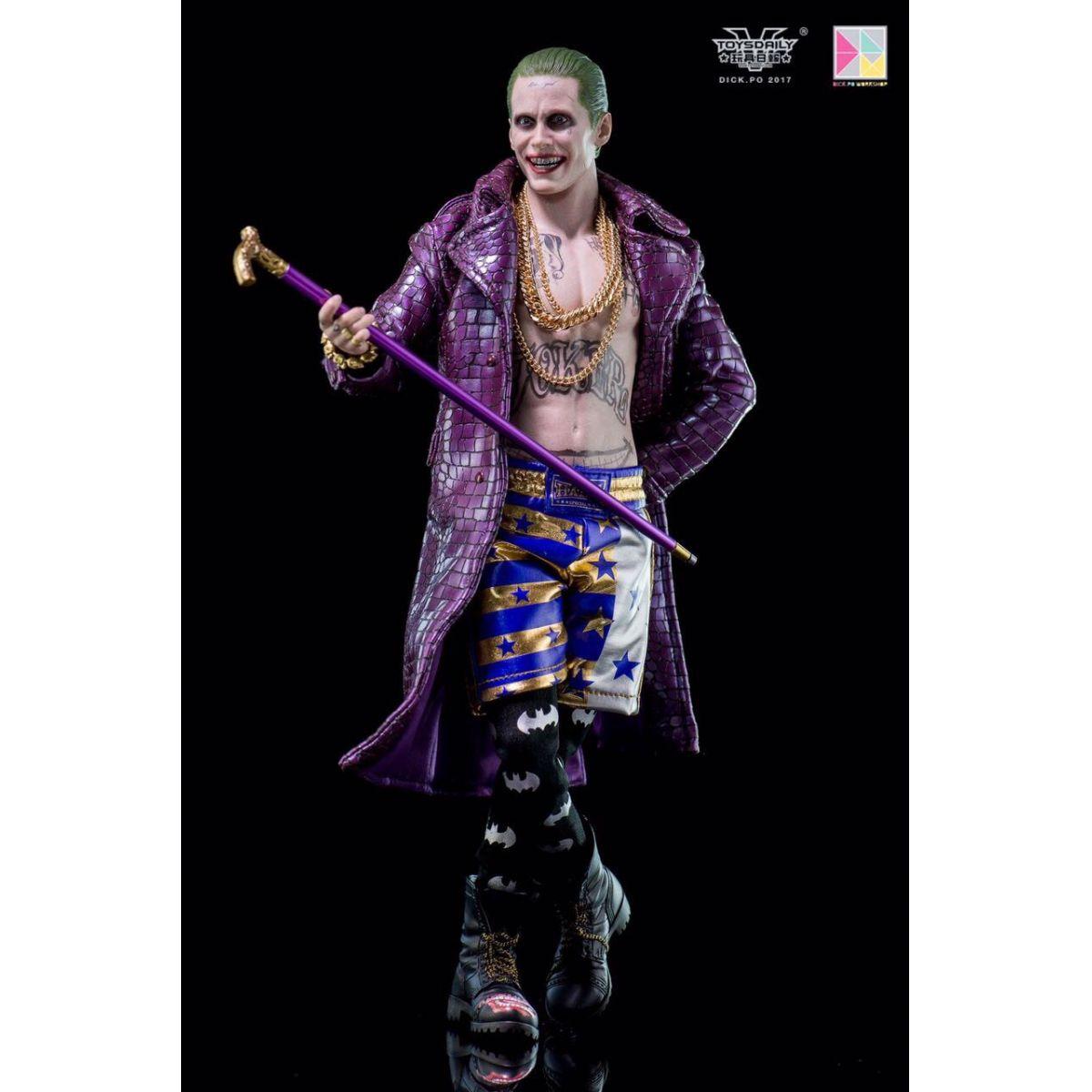 Suicide Squad The Joker Purple Coat Version  1/6 Hot Toys