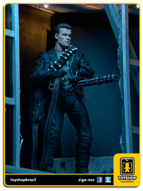 Terminator Judgment Day T-800 Ultimate Neca