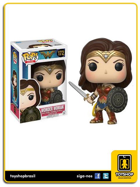 Wonder Woman Pop  Funko