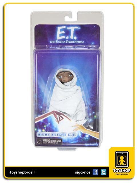 E T The Extra Terrestrial Night Flight E T Neca