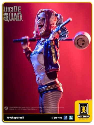 Suicide Squad Harley Quinn 1/10 Art Scale Iron Studios
