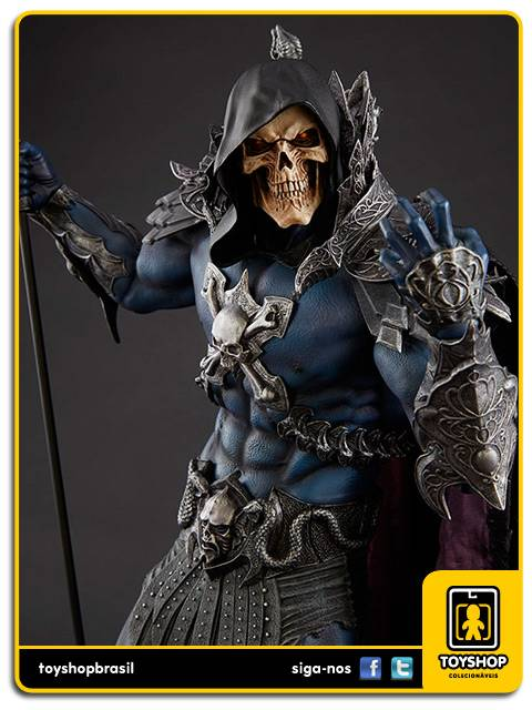 Masters of the Universe Skeletor Statue by Sideshow Collectibles