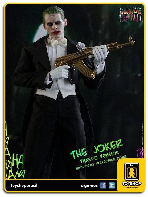 Suicide Squad The Joker Tuxedo  Version  1/6 Hot Toys