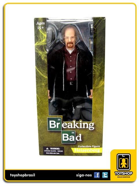 Breaking Bad Heisenberg 30cm Mezco