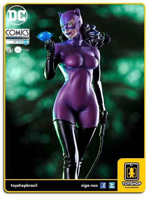 Marvel Comics Series 2  Catwoman 1/10 Art Scale Iron Studios