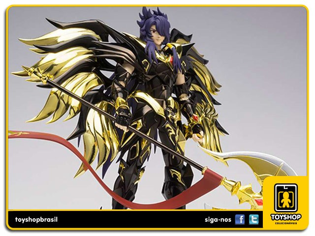 Cavaleiros do Zodíaco Soul of Gold: Loki  EX - Cloth Myth