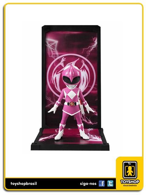 Power Rangers  Buddies Pink Ranger  Bandai