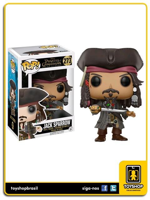 Pirates of the Caribbean  Jack Sparrow 273 Pop  Funko