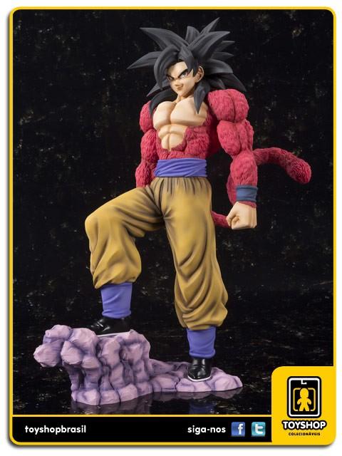 Dragon Ball  Figuarts Zero EX Super Saiyan 4 Son Goku  Bandai