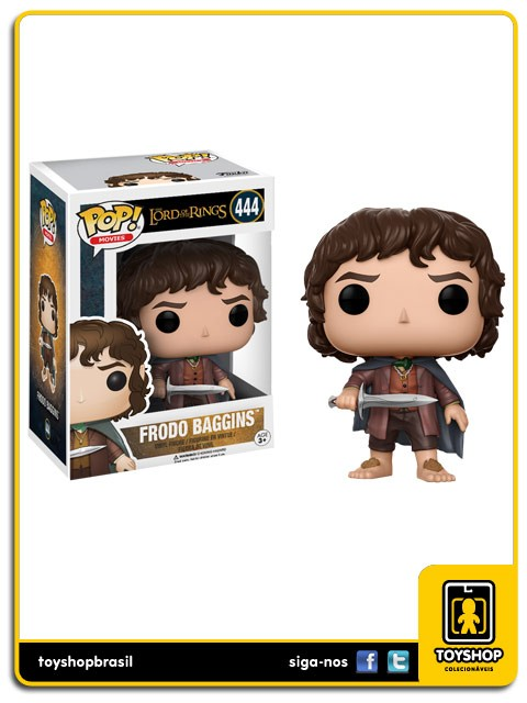 The Lord of the Rings Frodo Baggins 444 Pop Funko