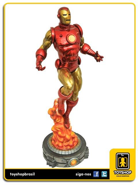 Marvel Gallery Classic Iron Man Statue  Diamond