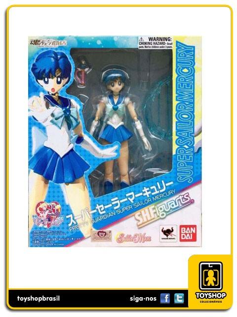 Sailor Moon S.H. Figuarts Super Sailor Mercury  Bandai