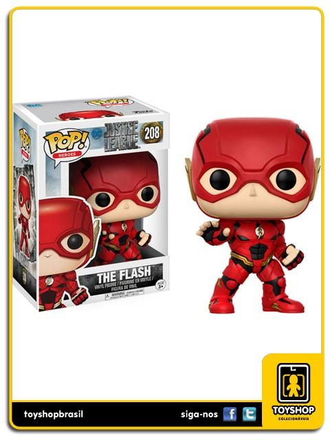 Justice League The Flash 208 Pop  Funko