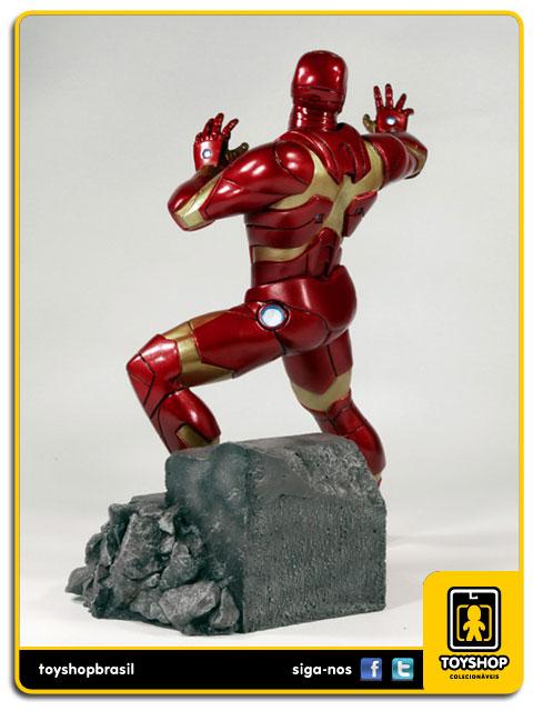Marvel Universe: Estátua Iron Man Fine Art - Kotobukiya