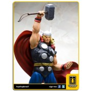 Classic Avengers: Est�tua Thor Classic Fine Art - Kotobukiya